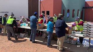 Navajo Nation continuing to struggle amid COVID-19 outbreak