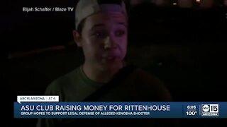 ASU club raising money for Kyle Rittenhouse