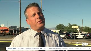BPD discusses preliminary information related to officer-involved shooting