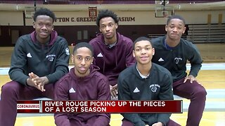 River Rouge picking up the pieces of a lost season