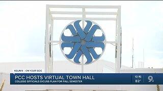 Pima Community College holds virtual town hall