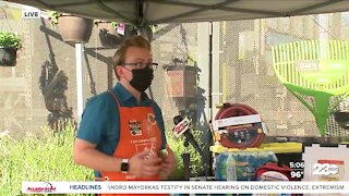 Home Depot Wildfire Safety Tips