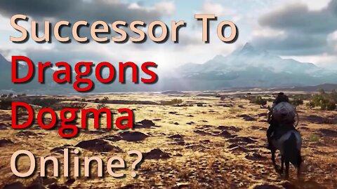 Crimson Desert, Spiritual Successor to Dragons Dogma Online?