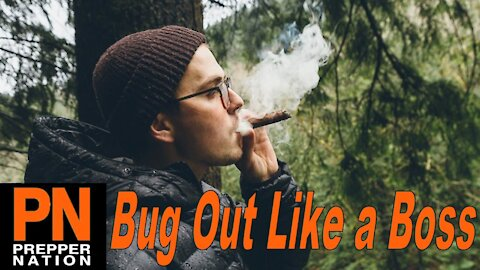Bug Out Like a Boss During SHTF