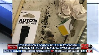 Local 7-Eleven closed by public health