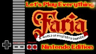 Let's Play Everything: Faria
