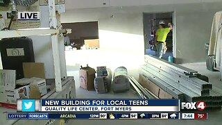 New building for local teens in Fort Myers - 7:30 live report