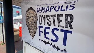 Oysterfest taking place in Annapolis