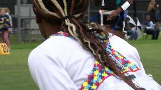 Centennial flag football helps with Autism Awareness