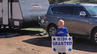 Make-A-Wish giving kids options, still granting wishes