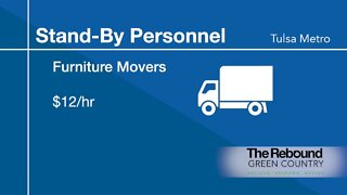 Who's Hiring: Stand-By Personnel - Furniture Movers