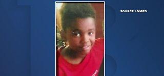 Missing child in Las Vegas