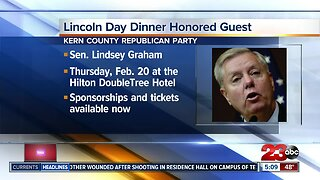 Lincoln Day Dinner guest