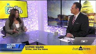 Sophie Mann, Writer, JustTheNews.com