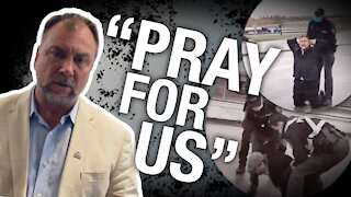 EXCLUSIVE: Pastor Artur reacts to guilty verdict in contempt case