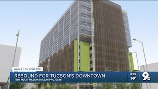 Big downtown projects show post-COVID confidence