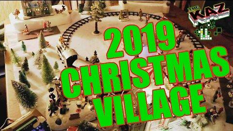2019 Christmas Train Village