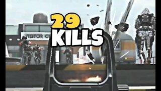 COD mobile Battle Royal 15Kills
