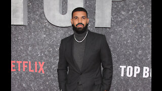 Woman arrested outside Drake's home