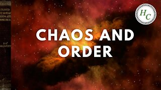 Chaos and Order in Hesiod's Theogony