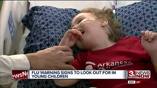 Flu warning signs all parents should know