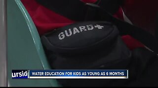Nampa program highlights importance of educating young children about water safety