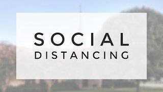 3.29.20 Sunday Sermon - Social Distancing