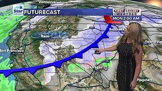 13 First Alert Las Vegas evening forecast   Jan. 31, 2020