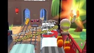 playing subway surf gameplay part 2