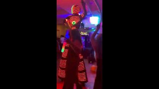 Party robot fiesta