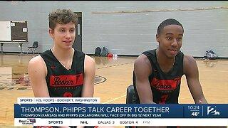 Thompson, Phipps Talk Career Together