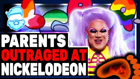 Parents OUTRAGED After Nickelodeon Airs Drag Queen Sing Along & Question Motives