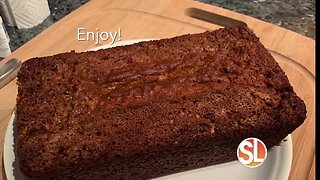 Banana bread recipe you can make with your kids