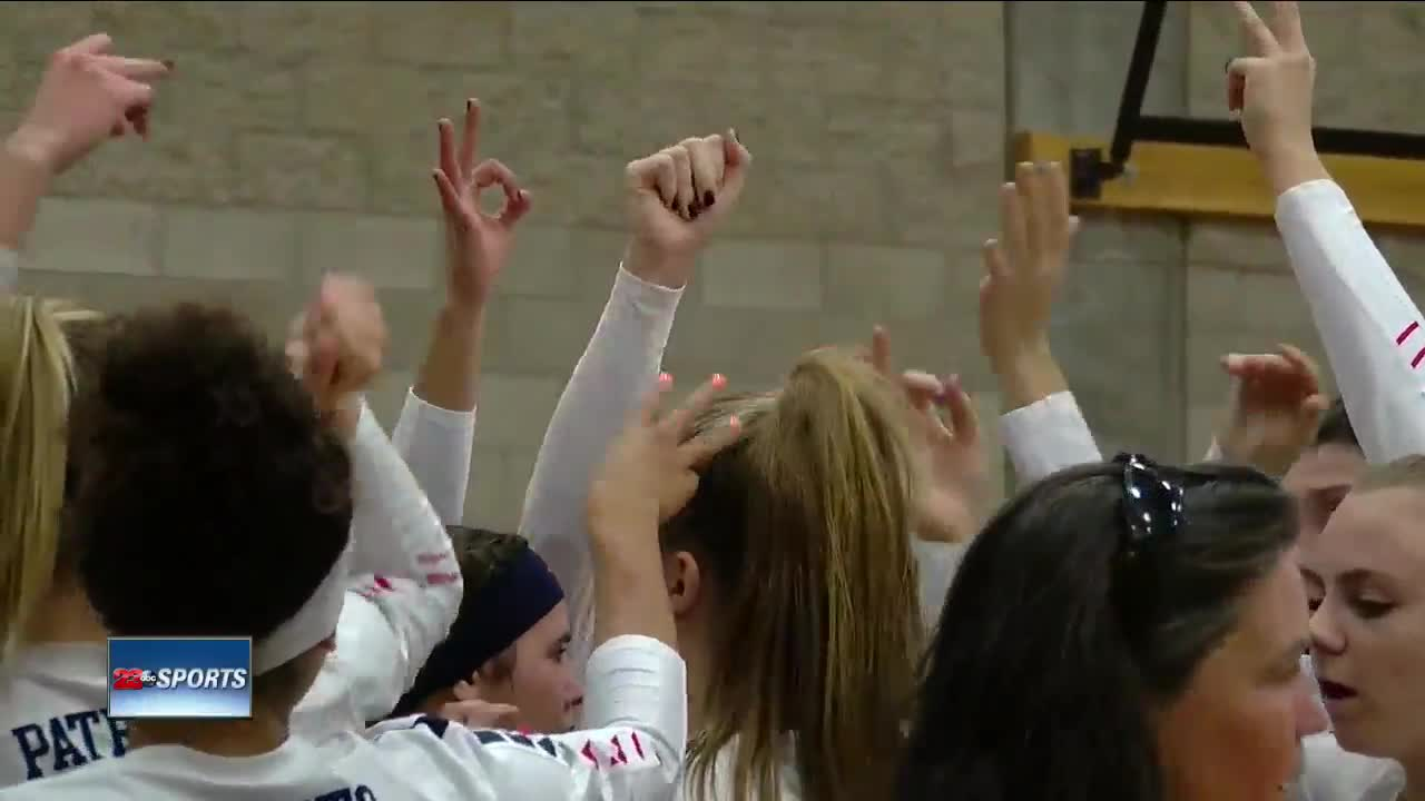 Three local volleyball teams open up state playoffs in town