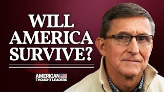 Exclusive: Gen. Michael Flynn—Will the American Republic Survive?   Pt 2   American Thought Leaders