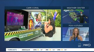 Rolling Video Games truck brings fun to homes in SWFL