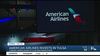 American Airlines Invests In Tulsa
