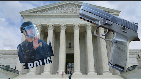 SUPREME COURT RULES ON GUN CONFISCATION IN THE HOME
