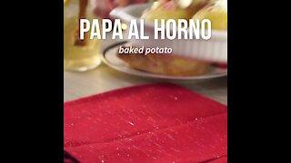 Baked Potato Garnish
