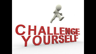 Challenge Yourself Motivational Video