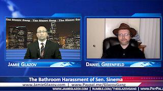 The Bathroom Harassment of Sen. Sinema.