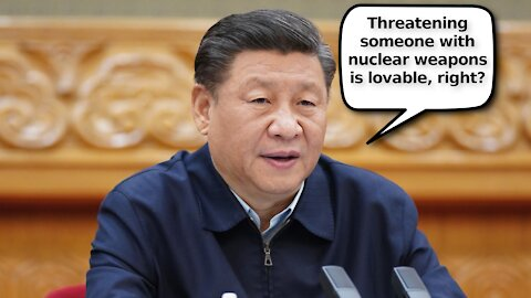 CCP Threatens US with Intense Nuclear Showdown, Bloomberg Claims They're Seeking a Lovable Image