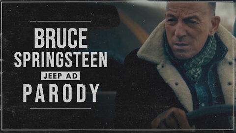 Springsteen Ad PARODY