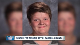 Sheriff's office organizing search parties for missing 14-year-old
