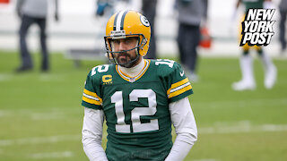 Aaron Rodgers' curious text to Mark Schlereth after Broncos trade report