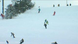 Opening weekend for skiers