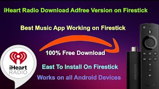 iHeart Radio How To Install The Mod Version on Your Firestick