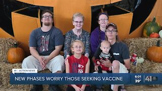 Kansas City metro health leaders urge residents over 65 to sign up for vaccines