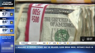 Many Floridians still waiting for unemployment money