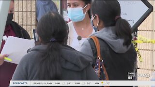Department of Health hosted vaccine clinic in Immokalee